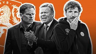 La presunzione degli allenatori olandesi