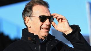 """Cellino attacca l'Inter: """"Scudetto immeritato, senza pagare stipendi"""""""