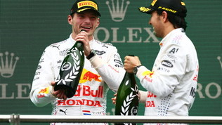 "Bottas: ""Vittoria meritata"". Verstappen: ""Lotta mondiale molto bella"""