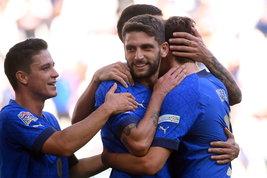 Nations League: Barella e Berardi regalano a Mancini il terzo posto