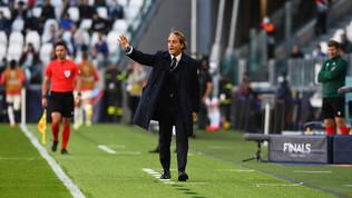 """Mancini: """"Bravi tutti, Chiesa è un giocatore molto importante"""""""