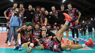 Perugia risponde a Civitanovae stende Cisterna, bene Monza e Piacenza