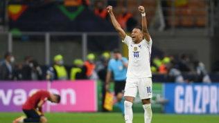Il gol salva Mbappé, Benzema e Theo sugli scudi. Flop Garcia