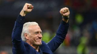 """Deschamps gongola: """"Questa Francia ha qualità e talento, ma anche spirito"""""""