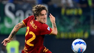 Roma, buona notizia per Mou: Zaniolo recupera per la Juve
