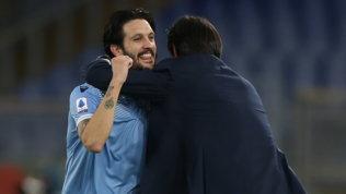 """Luis Alberto: """"Inzaghi un padre, Sarri più forte. Noi meglio del suo Napoli"""""""