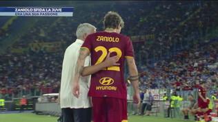 Zaniolo sfida la Juve