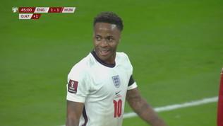 Inghilterra-Ungheria 1-1: gli highlights