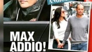 """Allegri-Ambra Angiolini, l'amore è finito: """"Lui è sparito"""""""