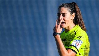 Arbitri Serie B, esordio stagionale per Maria Sole Ferrieri Caputi