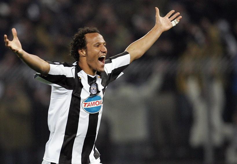 Jonathan Zebina (2000-04 Roma, 2004-2010 Juventus)