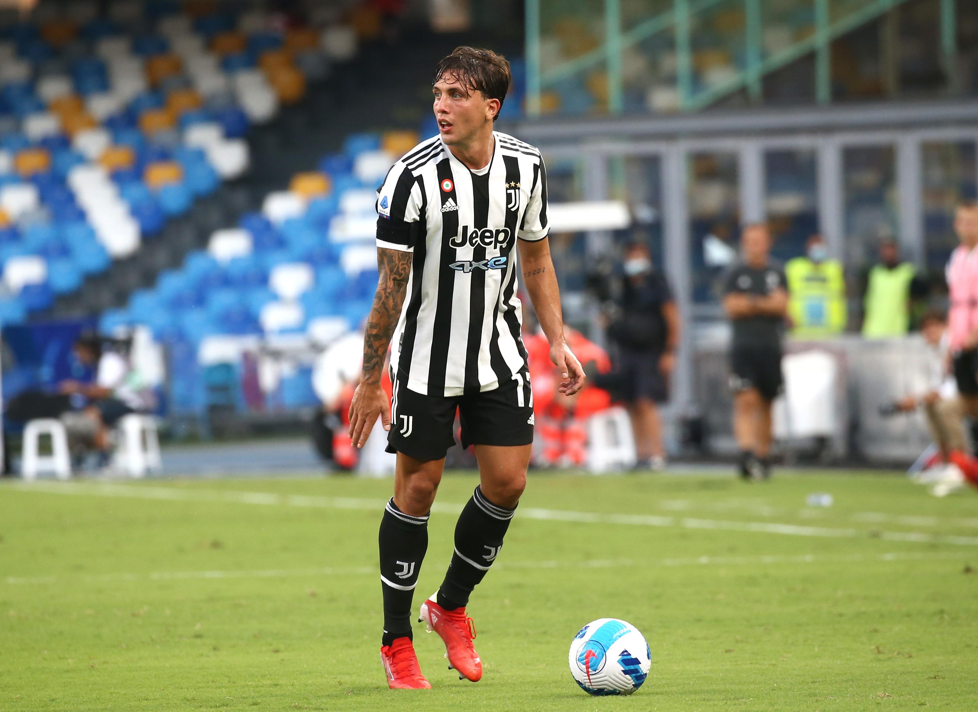 Luca Pellegrini (2018-19 Roma, 2021- Juventus)