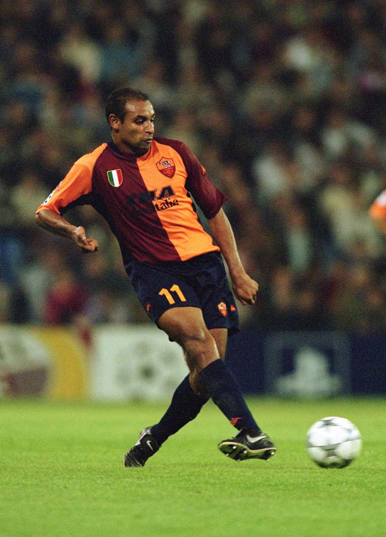 Emerson (2000-04 Roma, 2004-06 Juventus)