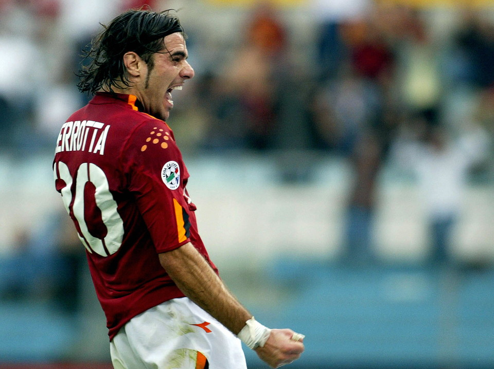 Simone Perrotta (1998-99 Juventus, 2004-13 Roma)