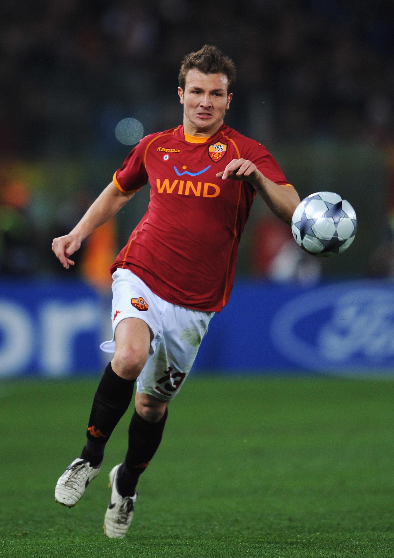 Matteo Brighi (2000-01 Juventus, 2007-11 Roma)