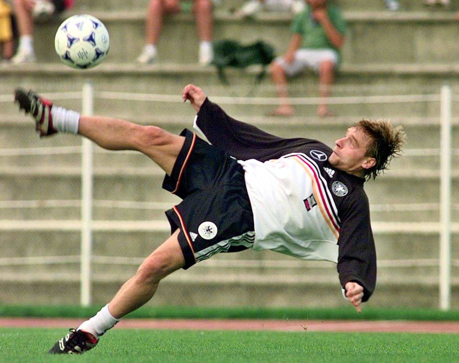 Thomas Hassler (1990-91 Juventus, 1991-94 Roma)