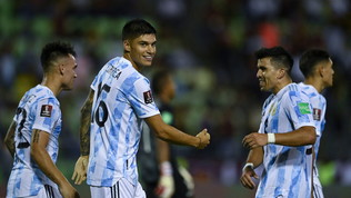 Inter, allarme rientrato: Correa sta bene, con la Lazio ci sarà