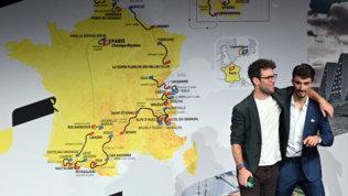 Tour 2022 con 21 tappe:si parte da Copenaghen, torna l'Alpe D'Huez