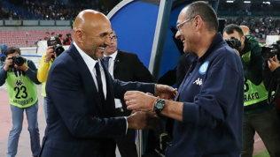 Spalletti mette Sarri nel mirino, ma al Maradona suona l'allarme Juric