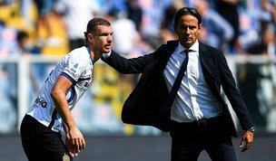 "Inzaghi: ""Sanchez e Vidal a casa, devo valutareLautaro e Correa. I fischi..."""