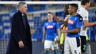 "Ancelotti difende Allan: ""Non sentii le offese a Edo De Laurentiis"""
