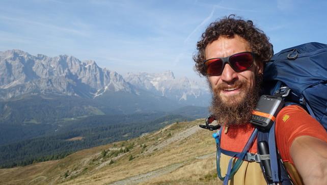 """Settemila chilometri in otto mesi: missione compiuta per la """"sentinella"""" Elia Origoni"""