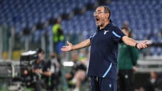 """Gaffe di Sarri su Radu, la Lazio precisa: """"Non ha avuto il Covid"""""""