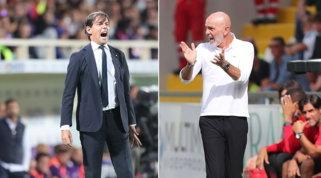 Inter-Milan riparte: Inzaghicontro il suo passato, Pioli sfida l'emergenza