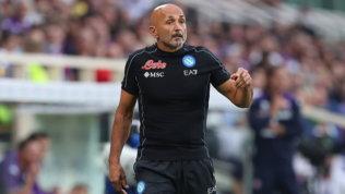 """Spalletti: """"Ci sono spaventatori di professione ma il Napoli è forte"""""""