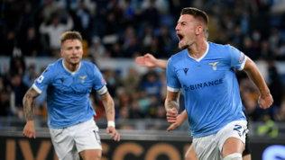 Lazio, tris in rimonta all'Inter