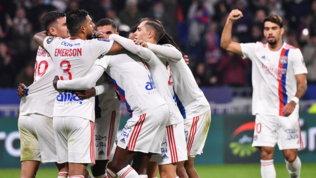 Il Lione piega il Monaco nel finale. Cade ilLille
