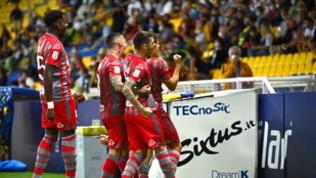 Cremonese al secondo posto, 0-0 in Parma-Monza e Cittadella-Spal