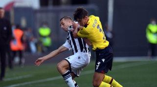 Beto risponde a Barrow, l'Udinese in 10 si salva tra le polemiche