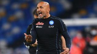 """Spalletti: """"Insigne resta rigorista""""  Osimhen: """"Il mio gol più importante"""""""