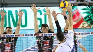 Superlega: crolla Civitanova, colpo Piacenza. In tre in testa tra le donne