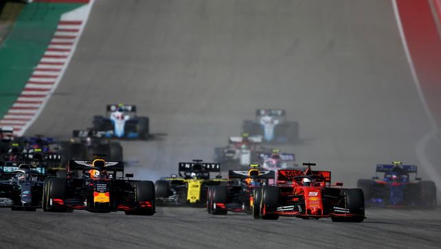 Verso Austin: Verstappen Vs. Hamilton, il brivido dell'imprevisto?