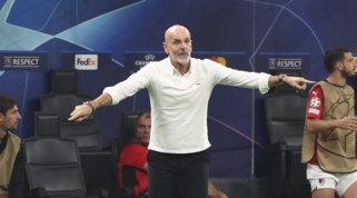 """Milan, Pioli: """"Sfide col Porto decisive, evitiamo disattenzioni"""""""