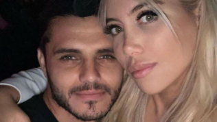"""In Argentina: Icardi-Wanda divorziano. Lei attacca: """"Quella pu..."""""""