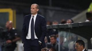 """Allegri:""""Un match ball da sfruttare. Gioca De Ligt,Dybala torna con l'Inter"""""""