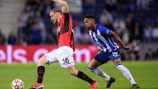 Porto-Milan, le immagini del match