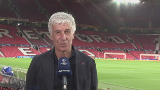 """Atalanta, Gasperini: """"Old Trafford, che emozione!"""""""