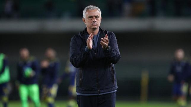 """Mou: """"Con la Juve gara da ricordare. Zaniolo torna col Napoli"""""""