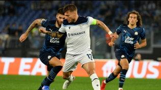 Sampaoli imbriglia la Lazio: col Marsiglia finisce in bianco