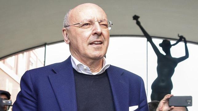 """Marotta: """"Inter fuori dal tunnel. Io resto poi ruolo istituzionale"""""""