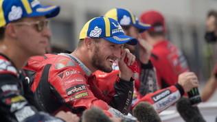 """Miller: """"Possiamo fare bene"""". Zarco: """"Ducati moto più forte"""""""