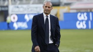 """Allegri: """"Inter favorita per lo scudetto, ma gara non decisiva. Senza CR7 più gol da tutti"""""""