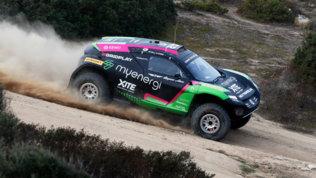 Team X44vince le prove in Sardegna:Rosberg X Racing ora più vicino