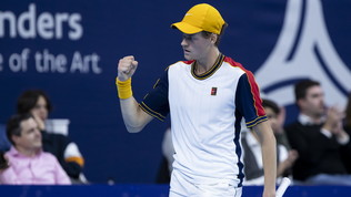 Sinner demolisce Harris ad Anversa:sesta finale in carriera