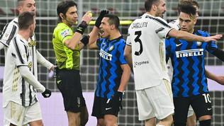 """Calvarese: """"Il rigore su Cuadrado in Juve-Inter? E' il mio rammarico"""""""