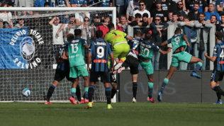 Atalanta beffata nel recupero, Beto regala l'1-1 all'Udinese